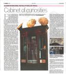 Cybraphon in Sunday Herald