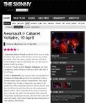 The Skinny Online / 14-04-2010 / Meursault